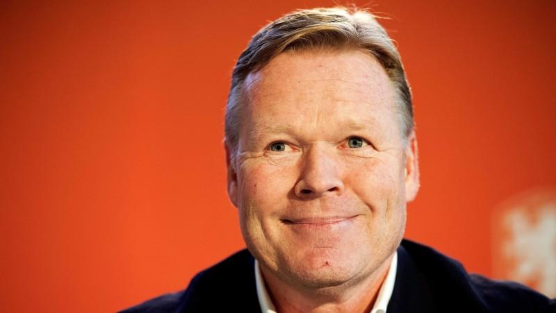 Par Nīderlandes izlases treneri apstiprināts Kūmans