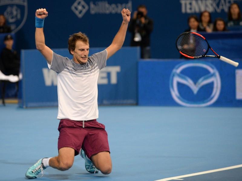 Bašičs un Karvaljess Baena pirmoreiz uzvar ATP turnīros