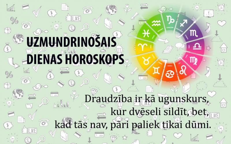 Uzmundrinošie horoskopi 21. februārim visām zodiaka zīmēm