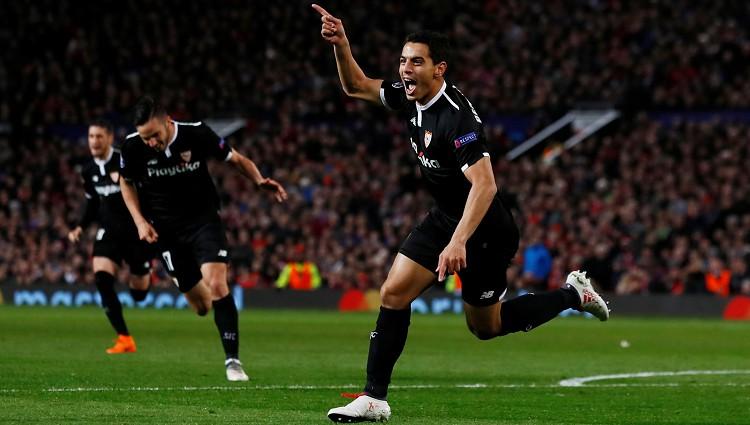 """""""Sevilla"""" pelnīti izsit skumju futbolu rādošo """"Manchester United"""""""