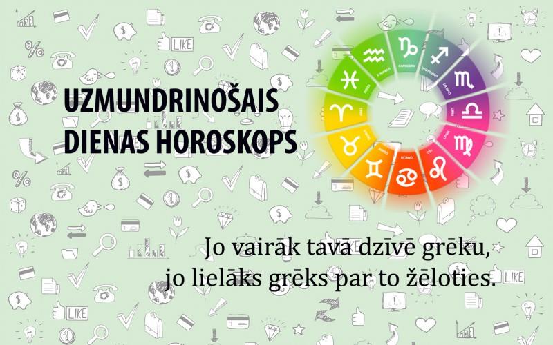 Uzmundrinošie horoskopi 14. martam visām zodiaka zīmēm