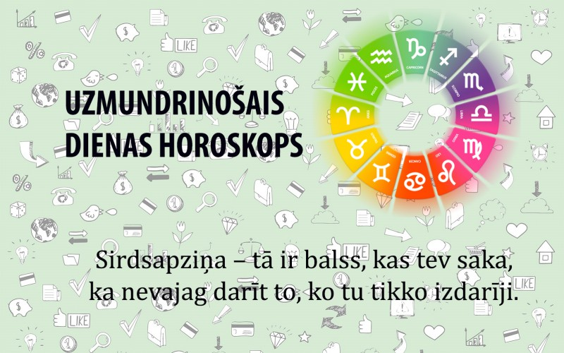 Uzmundrinošie horoskopi 19. martam visām zodiaka zīmēm