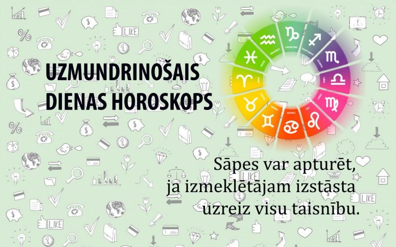 Uzmundrinošie horoskopi 23. martam visām zodiaka zīmēm