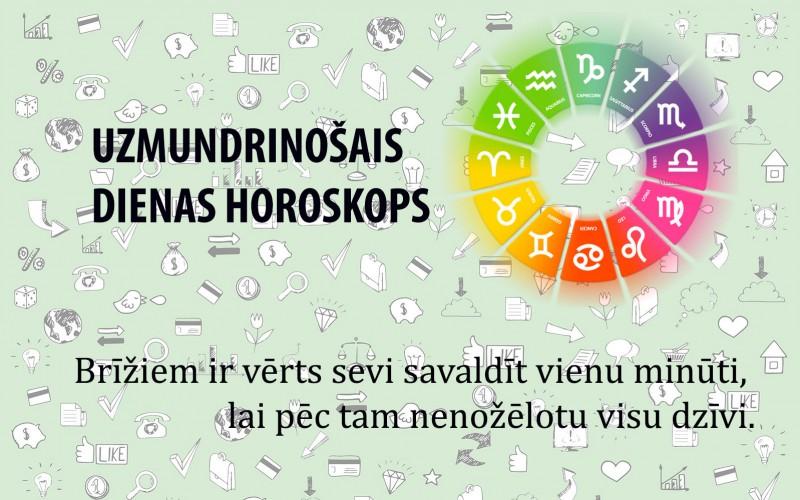 Uzmundrinošie horoskopi 28. martam visām zodiaka zīmēm
