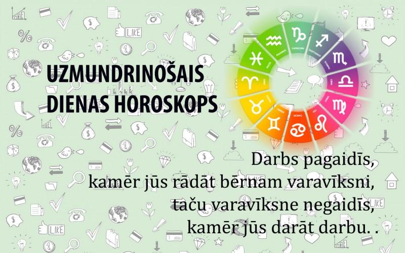 Uzmundrinošie horoskopi 29. martam visām zodiaka zīmēm