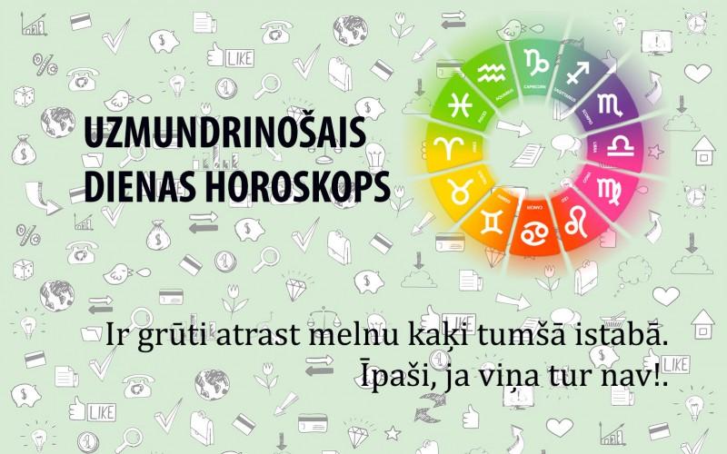Melnās piektdienas uzmundrinošie horoskopi