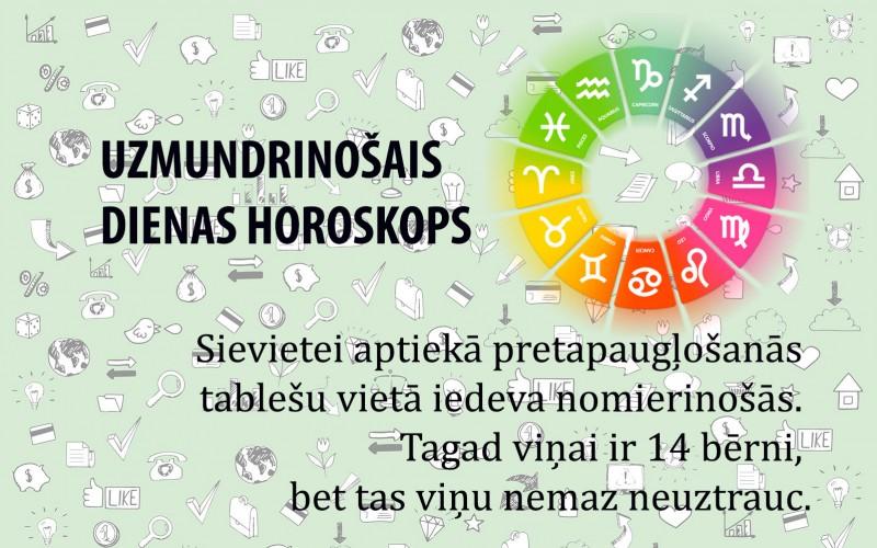 Uzmundrinošie horoskopi 21. aprīlim visām zodiaka zīmēm