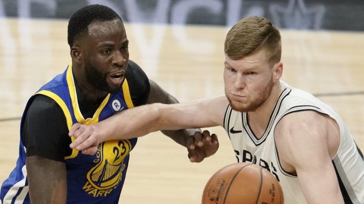 """Bertānam un """"Spurs"""" šovakar sērijas ceturtā spēle pret """"Warriors"""". Vai pēdējā?"""