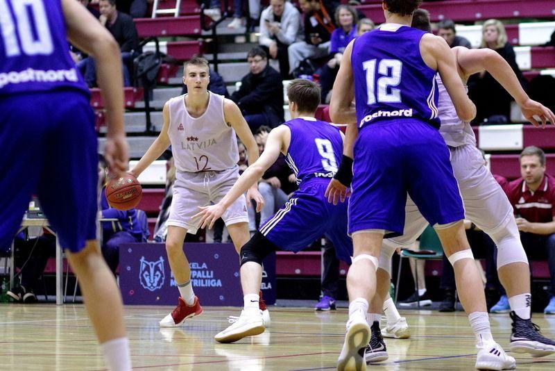 Nosauc U18 izlases kandidātus pirms Latvijā gaidāmā Eiropas čempionāta