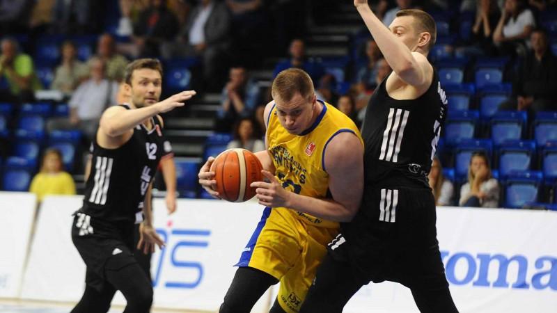 ''Ventspils'' neatstāj variantus VEF un nonāk uzvaras attālumā no titula