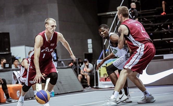 """3x3 basketbola """"Challenger"""" posma organizēšanai Ventspilī plāno piešķirt 48 614 eiro"""
