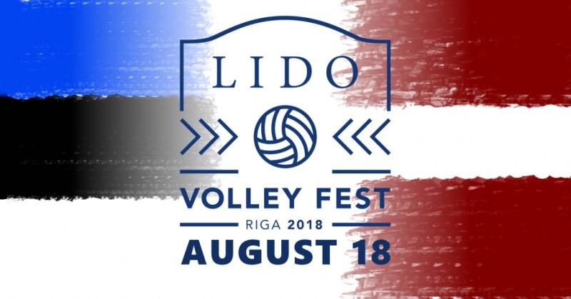 LVF pirms Latvijas - Igaunijas spēles augustā rīkos volejbola festivālu