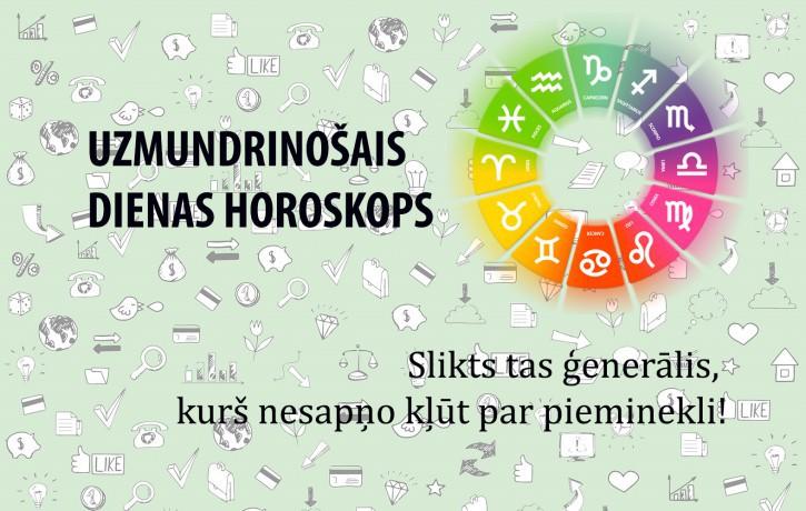 Horoskopi veiksmīgai šodienai, 15. jūnijam