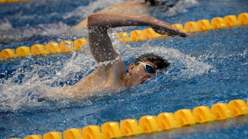 Noskaidroti pirmie Latvijas čempionāta peldēšanā finālisti