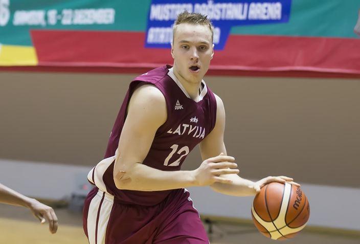 U20 izlase B divīzijas čempionāta ievadā ielaiž tikai 39 punktus pret Maķedoniju
