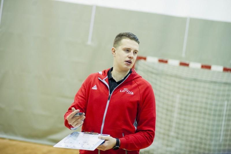 Gulbis nosauc U16 izlases sastāvu Eiropas čempionātam