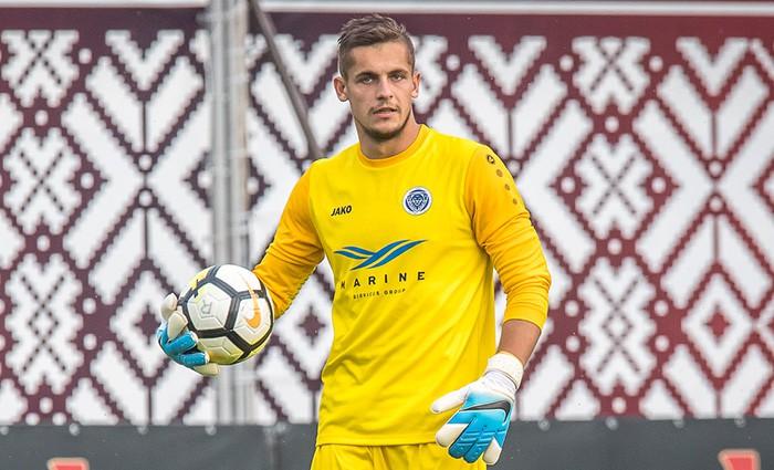 Uz Latvijas gada futbolista titulu pretendē Vaņins, Ozols un D. Ikaunieks