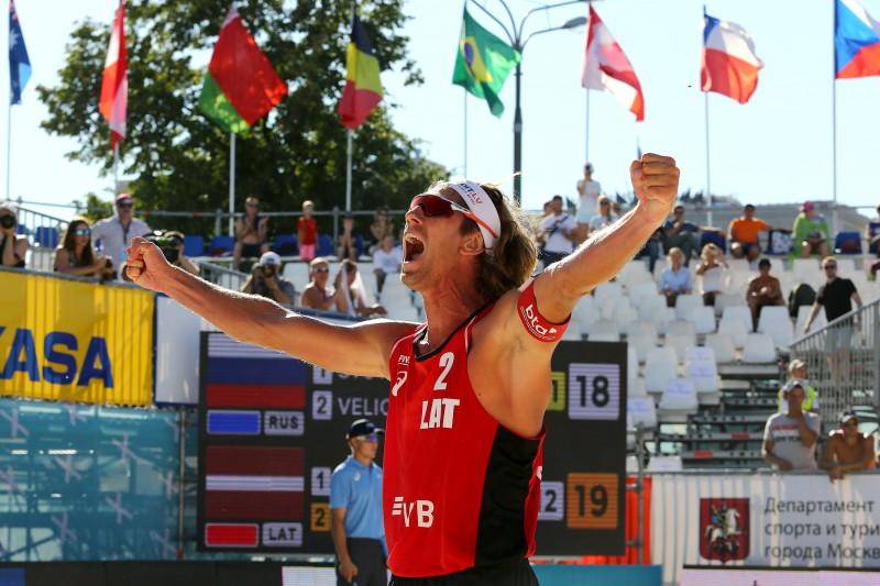 """Samoilovs un Pļaviņš finālā pieveic Pasaules ranga līderus un triumfē """"p1440"""" turnīrā Sanhosē"""