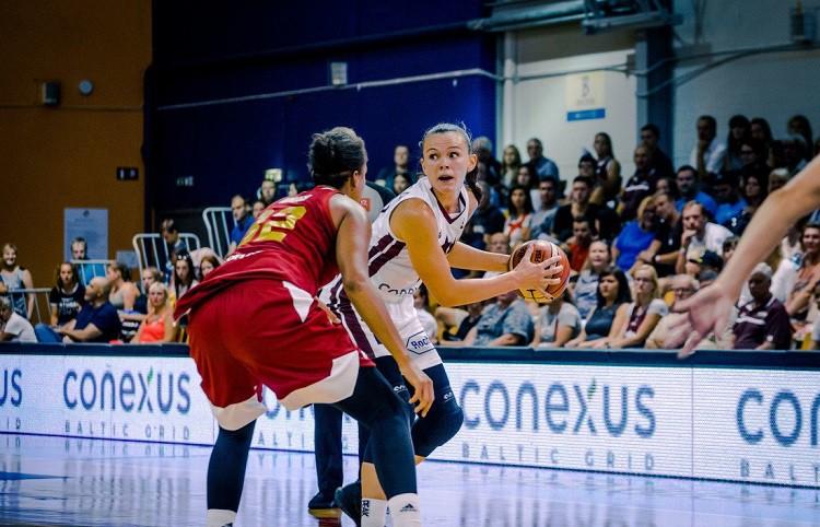 Elites burziņš Valensijā: Latvija pret vicečempioni Franciju, tiešraide 19:30