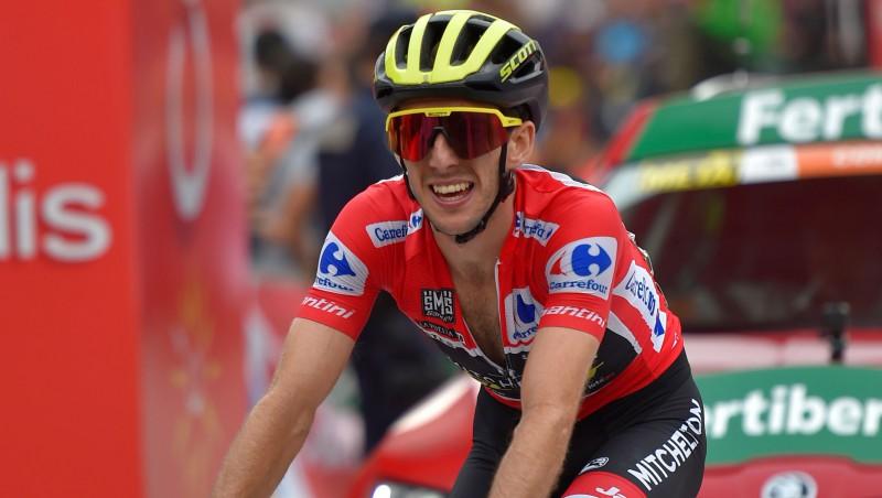 """Jeitss tuvu uzvarai prestižajā """"Vuelta a Espana"""" velobraucienā"""