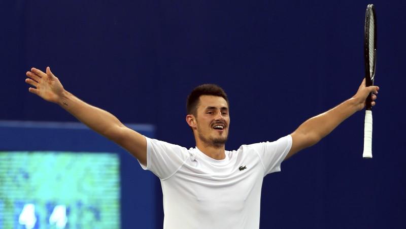 """Spāņu talants Alkarass pirmoreiz iekļūst """"Grand Slam"""", Tomikam sekmīga atgriešanās"""