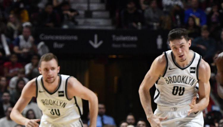 """""""Nets"""" uz sezonas pirmo spēli gaida atpakaļ ierindā trīs sākumsastāva spēlētājus"""