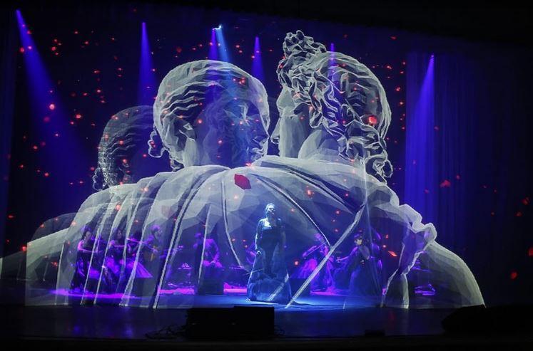 Latvijā viesosies mūzikas tumsā mūziķi ar Ziemassvētku ieskaņu koncertu