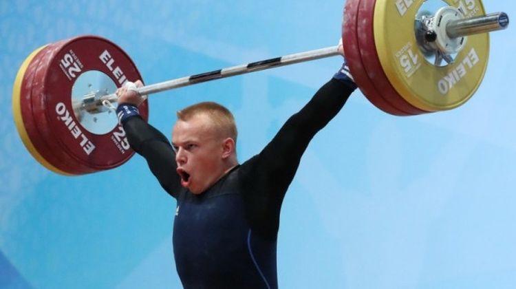 Suharevs - divkārtējais Eiropas junioru čempions