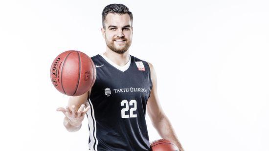 Latvijas un Igaunijas līgas mēneša vērtīgākais spēlētājs - lietuvietis Kazakausks