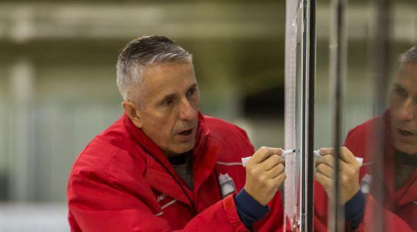 Hārtlijs patīkami pārsteigts par izlases sniegumu turnīrā Minskā