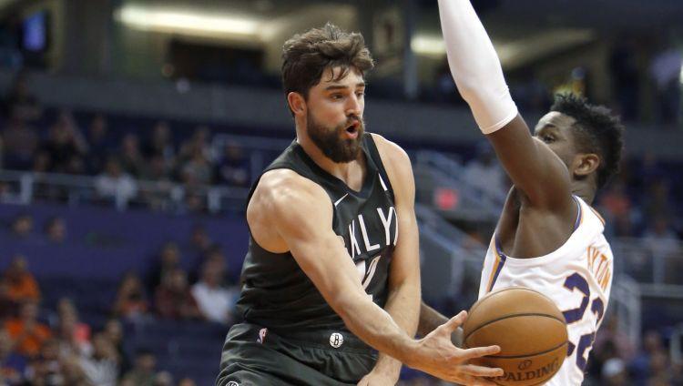 "Bruklinai droša uzvara Fīniksā, Dončiča 23 punkti turpina ""Wizards"" neveiksmes"