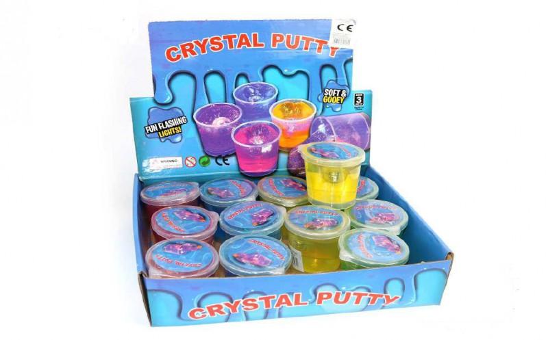 PTAC brīdina par nedrošām rotaļlietām - CRYSTAL PUTTY un Knet-Schleim Dinosaurier