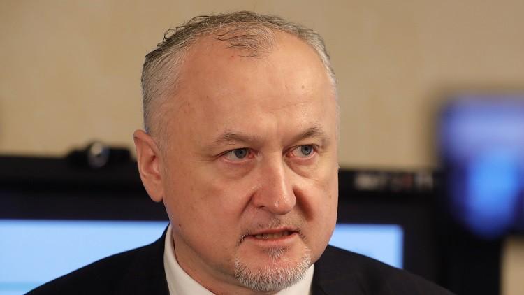 """RUSADA vadītājs Ganuss: """"Krievijas sports atrodas bezdibeņa malā"""""""