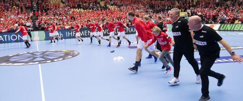 Olimpiskā handbola fināla atkārtojums - pasaules čempionāta pusfinālā