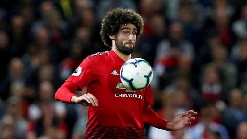 """""""United"""" pārdod Fellaini, kurš karjeru turpinās Ķīnā"""