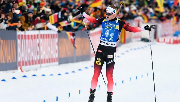 Patrijukam labs posms, Norvēģijai uzvara ar izcilu slēpojumu un šaušanu