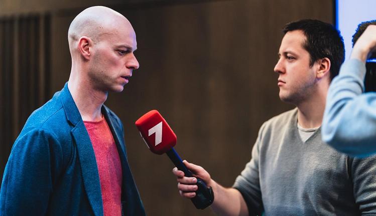 """Žavoronkovs: """"Te ir džungļu likumi - ja būsi spēcīgāks, spēlēsi Virslīgā"""""""