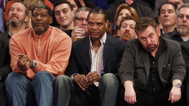 """""""Knicks"""" īpašnieks noraida bažas, ka viņa uzvedība atbaidīs brīvos aģentus"""