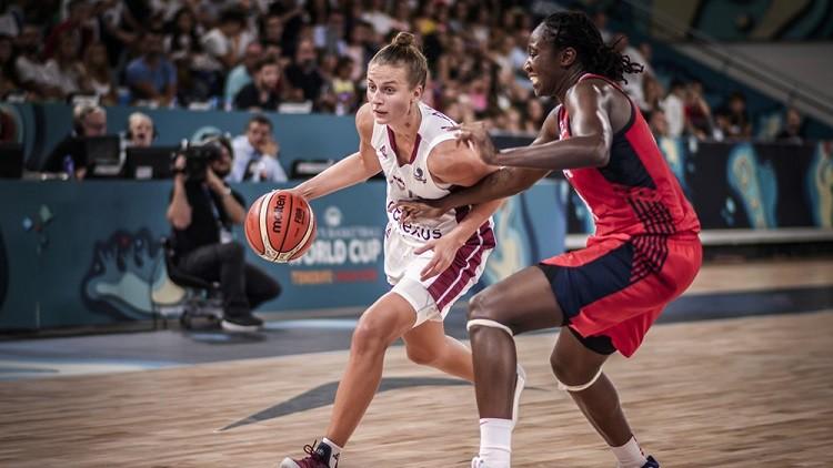 WNBA eksperti prognozē Laksas nokļūšanu Konektikutā