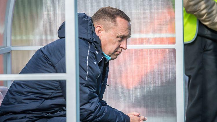 """Oficiāli: šķiras """"Riga"""" un Kubareva ceļi, pagaidām komandu vadīs Koņevs"""