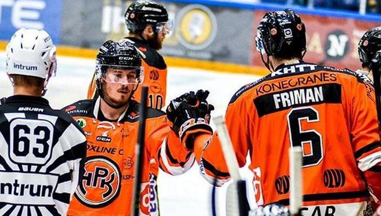 Septītās spēles papildlaikā par Somijas čempioni otro reizi vēsturē kļūst HPK