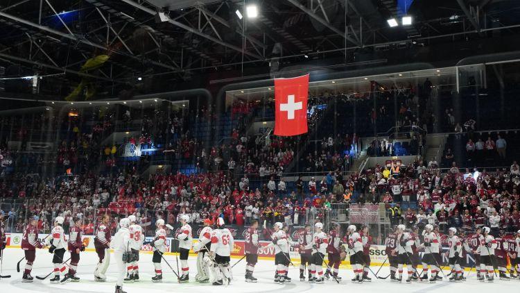 IIHF: pasaules čempionāta apmeklētība pārspēj prognozes