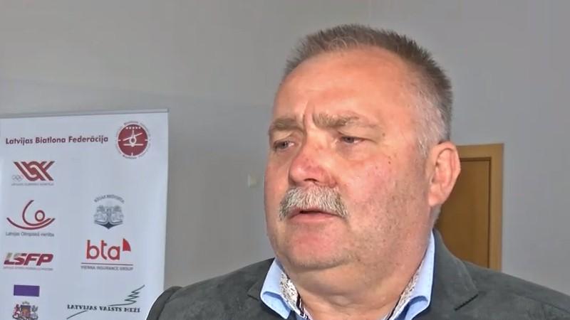 Čakars - Latvijas biatlona izlašu galvenais treneris, lēmums brieda ilgi