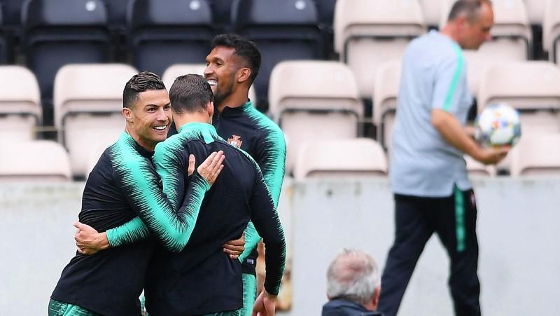 Portugāle vai Šveice – kura spēlēs Nāciju līgas pirmajā finālā?