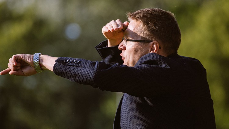 Dambrausks aizstāv Latvijas futbolistu atgriešanos un spēlēšanu Virslīgā