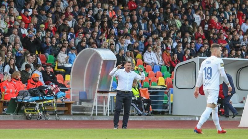 """""""Dinamo"""" treneris: """"Iespējams, 1:1 ir labāk nekā 2:1 – nebūsim atslābinājušies"""""""