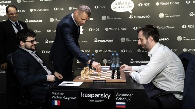 Briedim pirmais gājiens, Mamedjarovs nokļūst soli tuvāk finālam