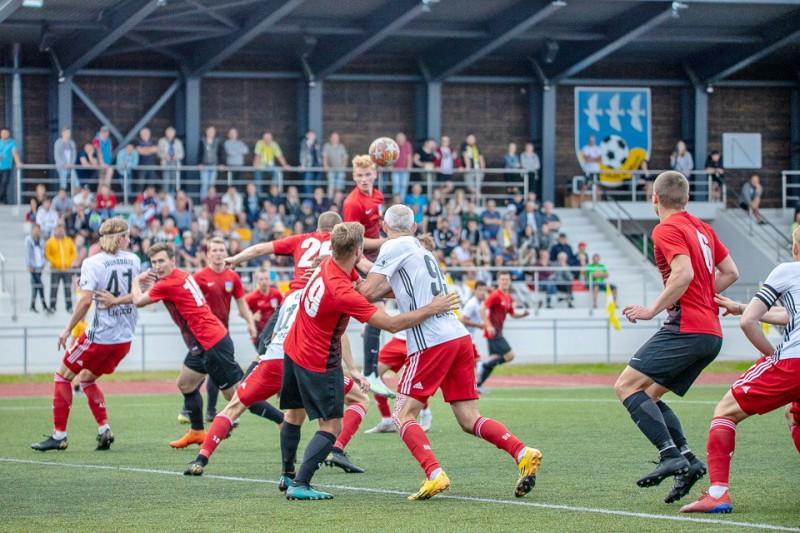 """""""Smiltene/ BJSS"""" sestdien pilsētas svētkos aizstāvēs otro vietu 1. līgas čempionātā"""