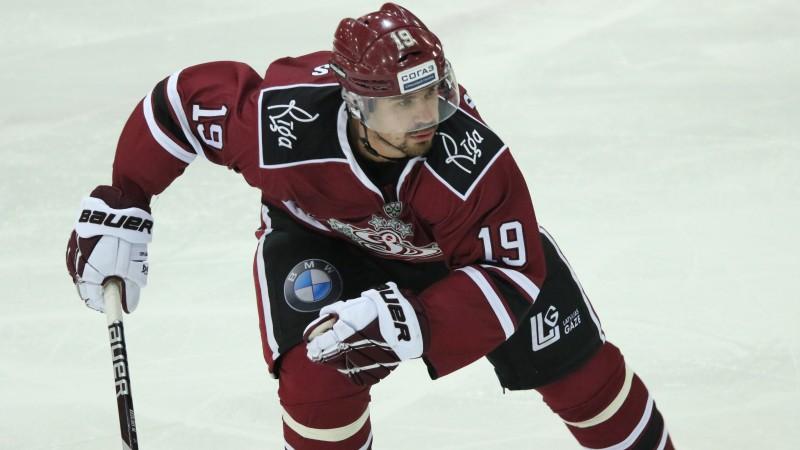Miķelis Rēdlihs septembrī sasniedza lielāko slidojuma ātrumu KHL spēlēs