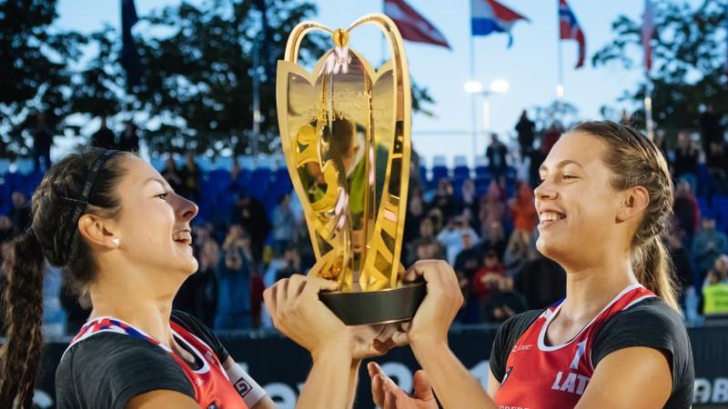 Eiropas čempiones Graudiņa/Kravčenoka pakāpjas olimpiskās atlases rangā